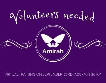 Amirah Volunteering 360 x 280